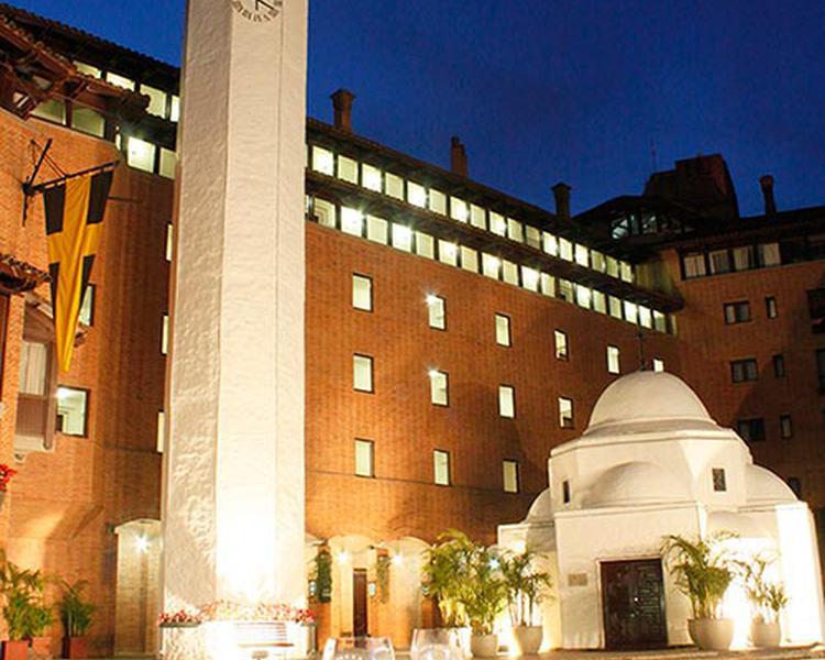 Facade ESTELAR La Fontana - Apartments Bogota Hotel Bogota