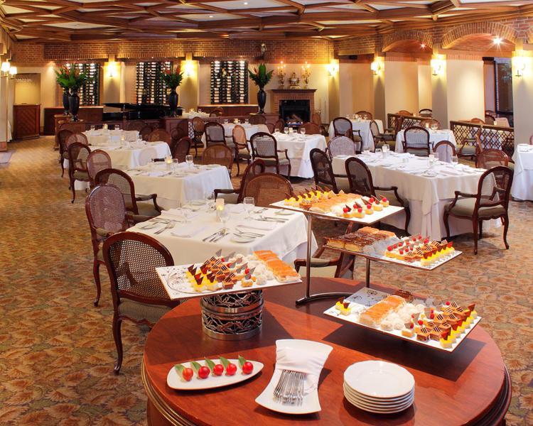 LOS ARCOS RESTAURANT ESTELAR La Fontana - Apartments Bogota Hotel Bogota