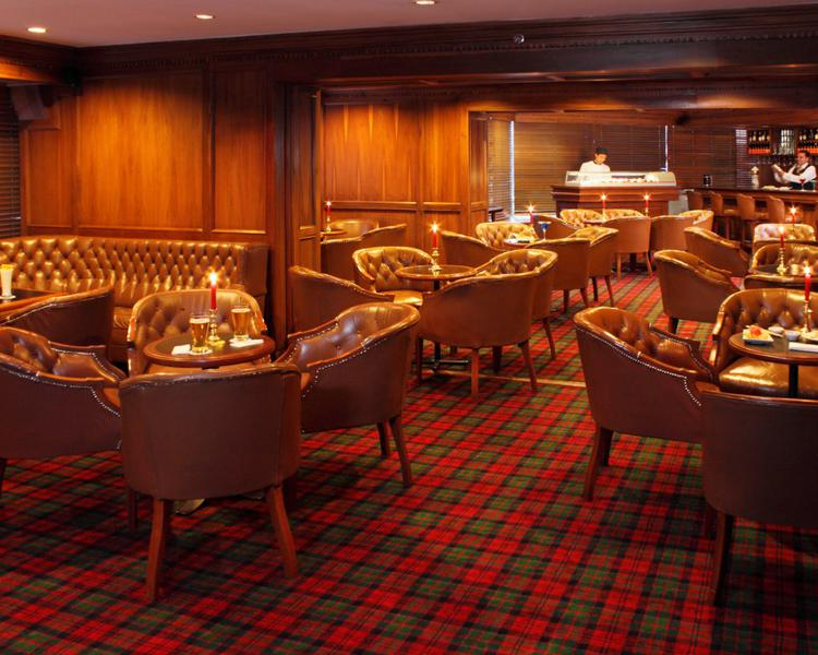 Bar Glasgow Hotel Hotel ESTELAR La Fontana - Apartments Bogota